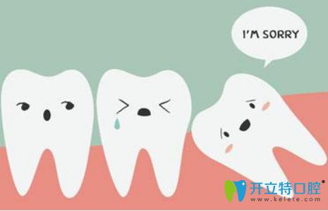 干货!长智齿怎么办?出现牙龈肿痛后吃什么消炎药?