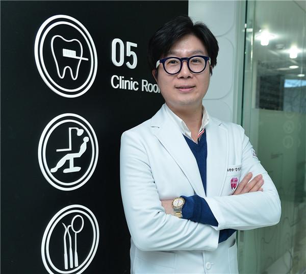 韩国今日安牙科医院 姜廷浩