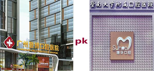 广州暨博和穗华口腔哪个好 通过实力和价格表看哪家更正规