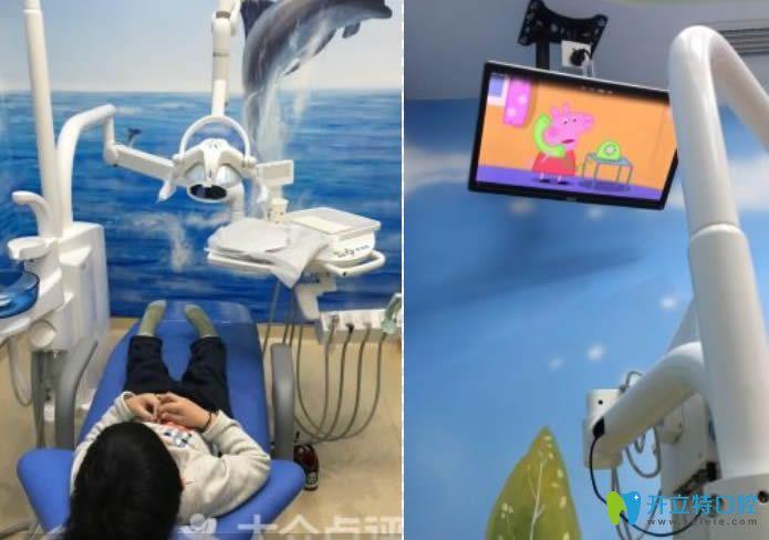 杭州三叶口腔诊疗室环境图
