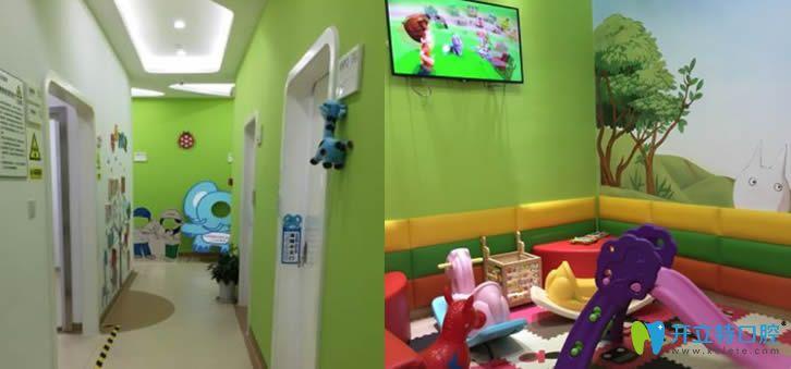 杭州三叶儿童口腔医院环境图