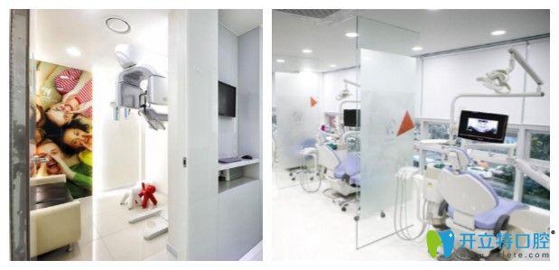 韩国安特丽牙科医疗设备及治疗室环境