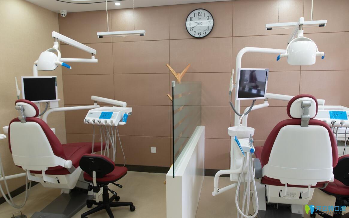 瑞齿佳口腔一流的硬件设施