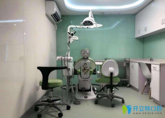 杭州维恩口腔治疗室环境图