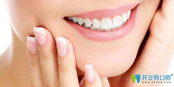健康的牙齿要定期到口腔机构洗牙