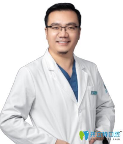 重庆团圆口腔矫正中心医生彭继旭