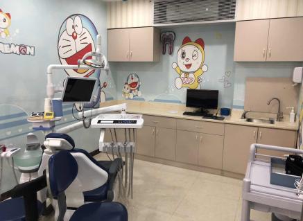 深圳拜尔口腔儿童治疗室
