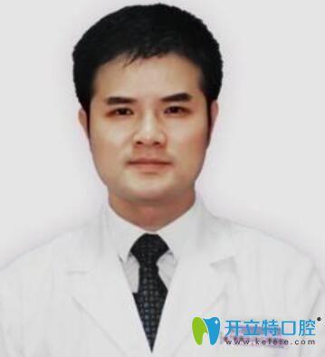 美南华口腔江会昇医生