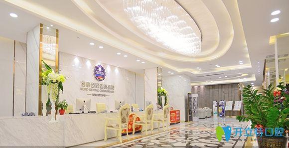 要说深圳种植牙哪家医院好,诺德齿科即刻种植牙就值得推荐!