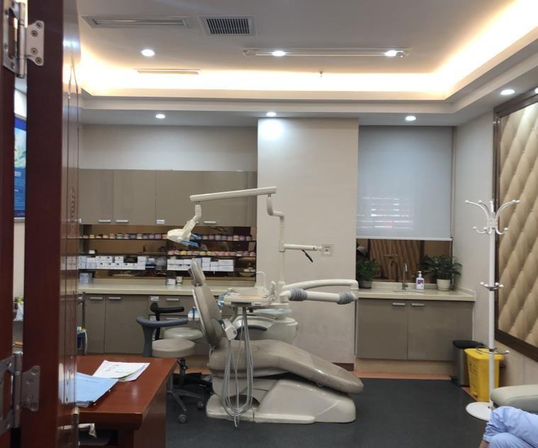 深圳拜尔口腔龙华分部治疗室