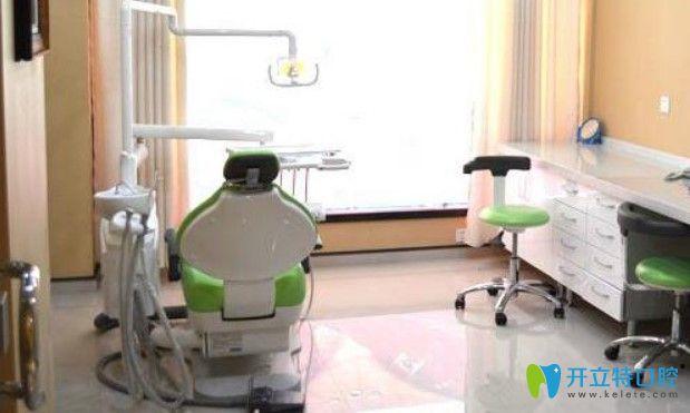 郑州唯美口腔诊疗室