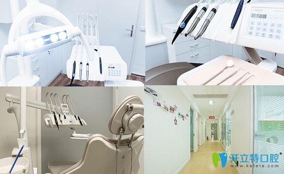 杭州兔牙医口腔采用进口仪器设备