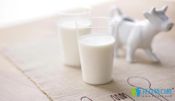 牛奶除去口臭的方法