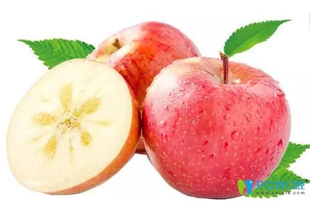 用苹果除去口臭的方法
