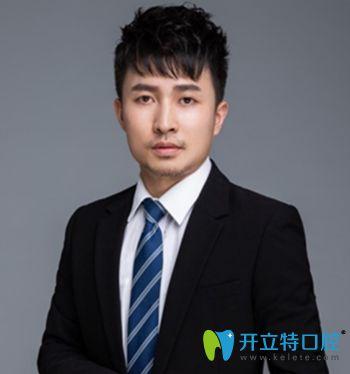 深圳圣浩口腔门诊主任黄鹤明