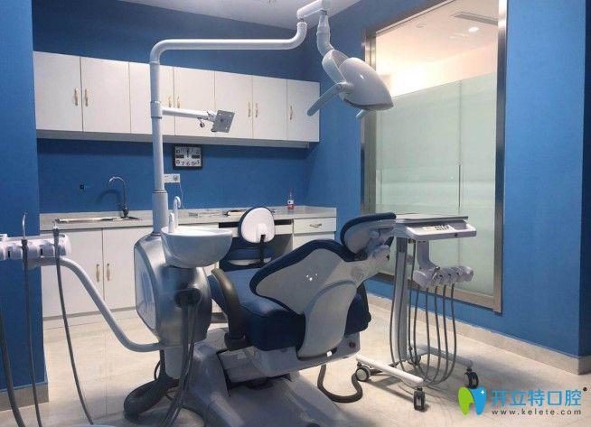 皓克口腔诊疗室环境