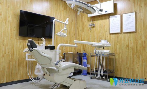 襄阳德恩牙科诊疗环境