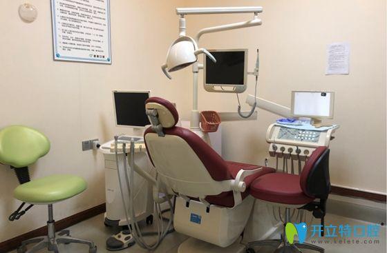 深圳质美口腔的诊疗室