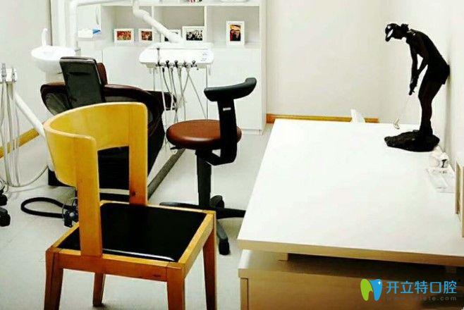 贝拉图思口腔诊疗室环境