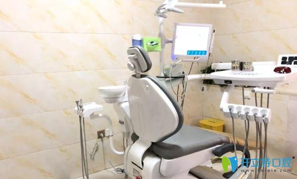 医大医院口腔科治疗室