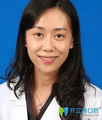 镇江我的牙医口腔特聘医师李佳岭