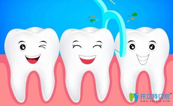 武汉仁爱口腔提醒戴牙套期间要配合牙线清洁