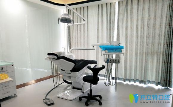金航口腔有1对1私家牙医真诚服务