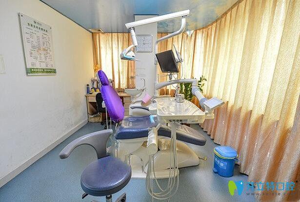 深圳萌牙口腔独立治疗室环境图