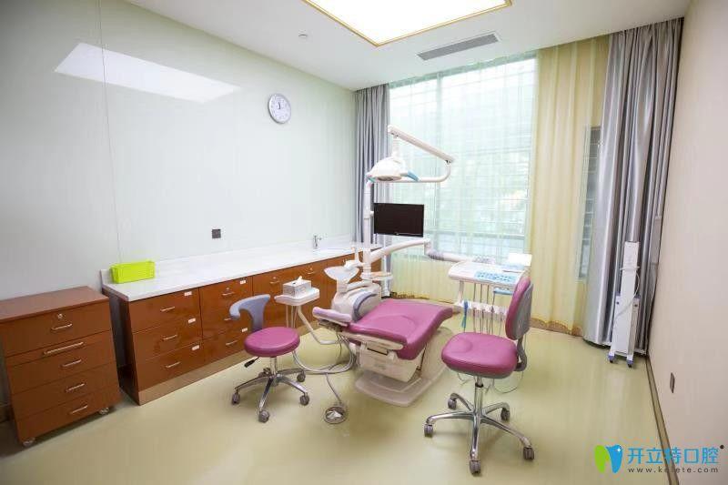 东莞华美口腔诊疗室环境
