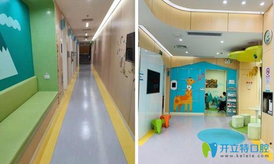 上海妈咪知道齿科中心大厅环境展示