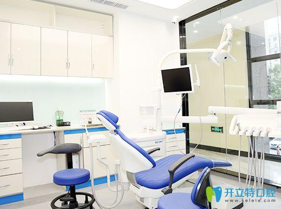 合肥现代口腔诊疗室