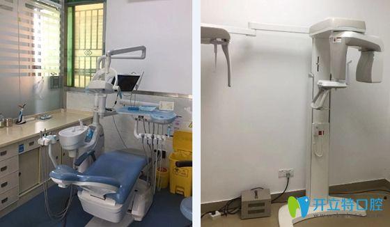 深圳肖传国医院口腔科诊疗设备完善