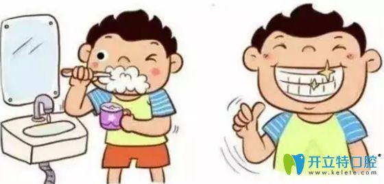 涂氟和窝沟封闭能抑制蛀牙继续发展