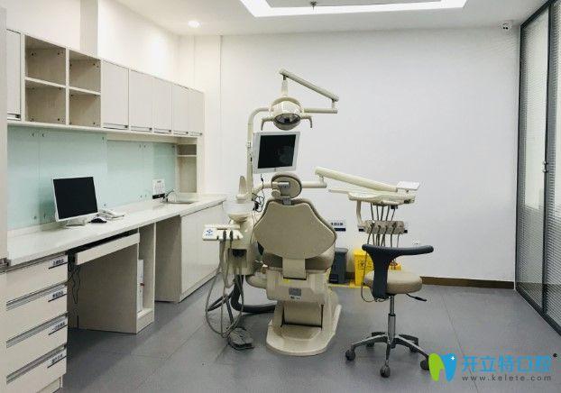 武汉清华阳光口腔诊疗室环境