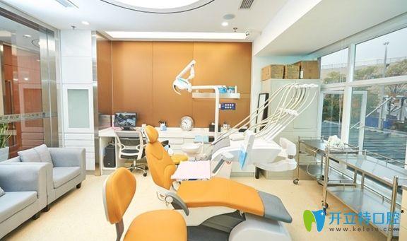 北京圣贝口腔诊疗室环境