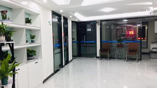 阜阳松华口腔大厅环境
