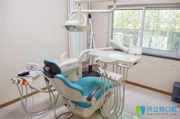 维嘉口腔诊疗室环境