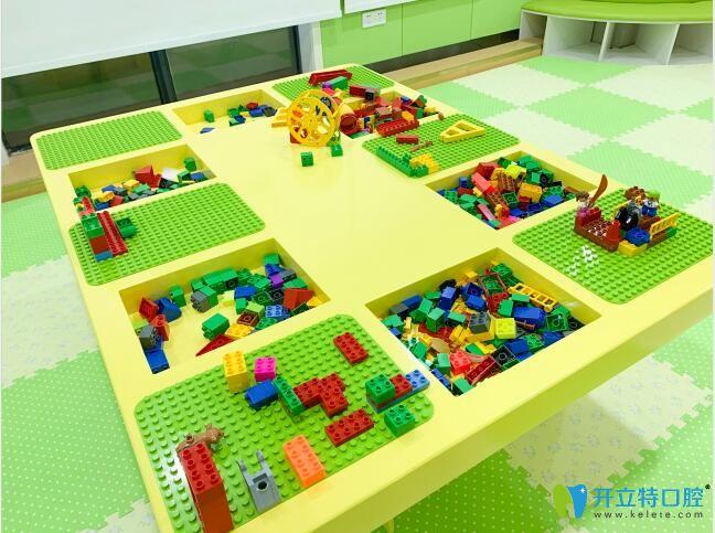 儿童玩耍区域
