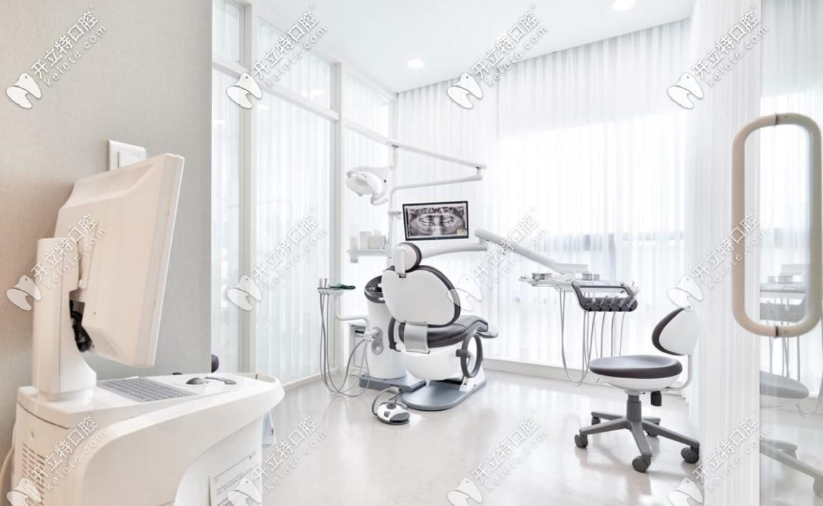 三小时牙科治疗室及设备
