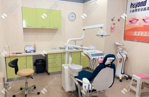 诊所配备有独立的诊疗室