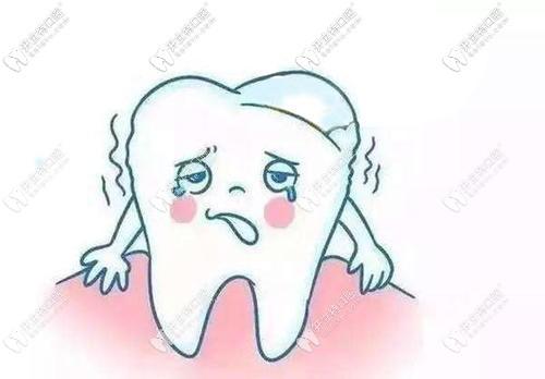 听医生说我得了牙震荡,多久才能好啊?