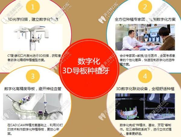 数字化3D导板种植牙流程