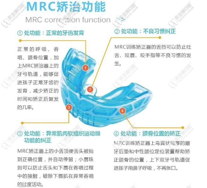 那么什么是mrc肌功能矫治器