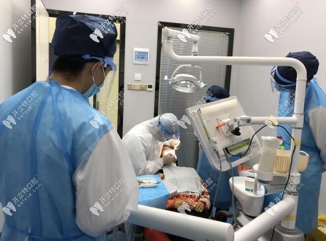 深圳格伦菲尔口腔治疗室全面消毒