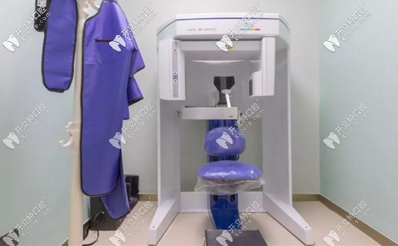 美奥引进有牙科齐全的设备和治疗仪器