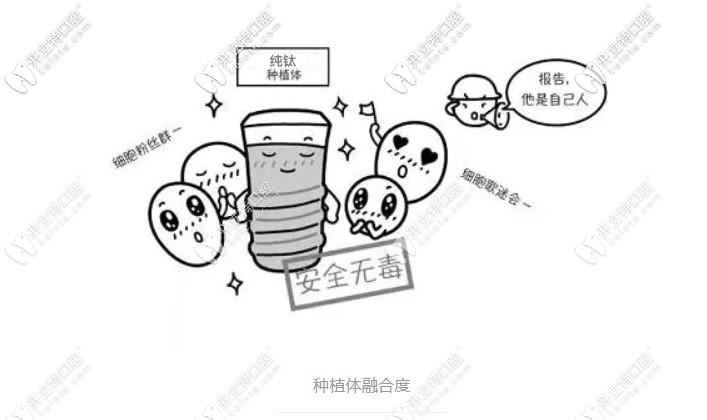 为什么韩国奥齿泰种植体比登腾贵?dentium和osstem材质有啥不同