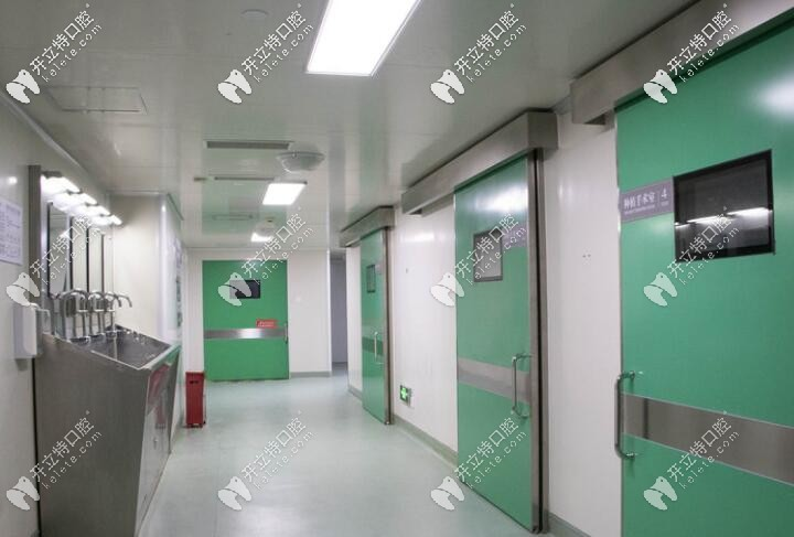 韩佳牙博士口腔医院 种植牙手术室