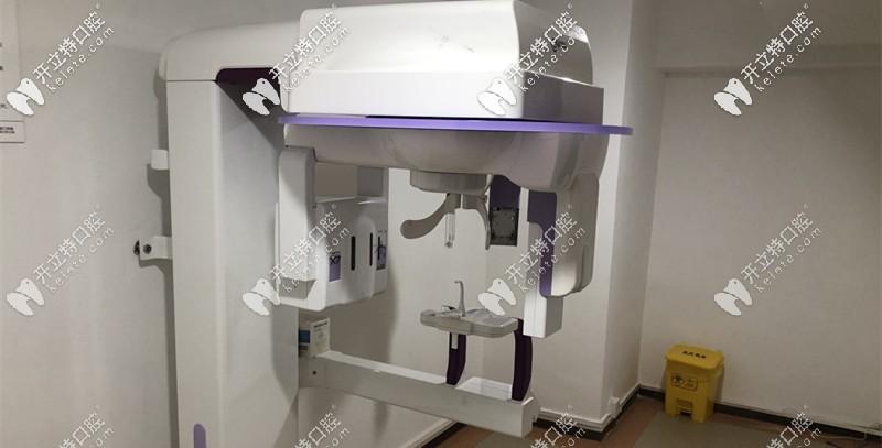 先进的CT设备