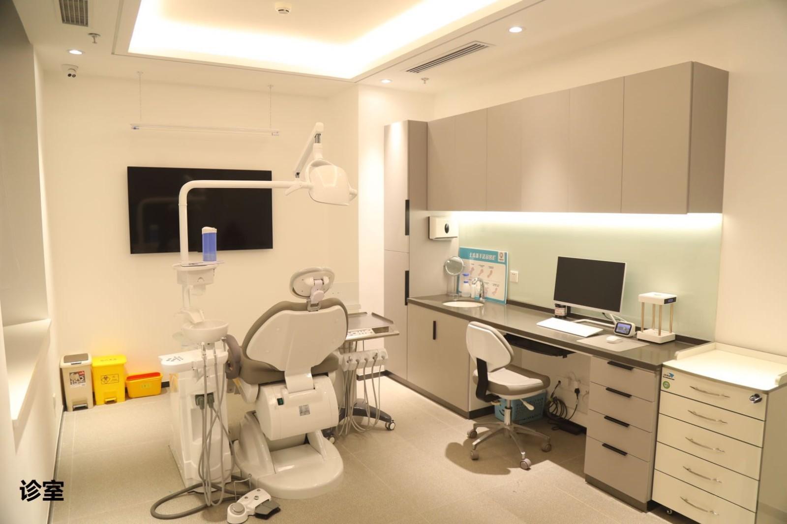 北京美年口腔牙齿诊疗室环境