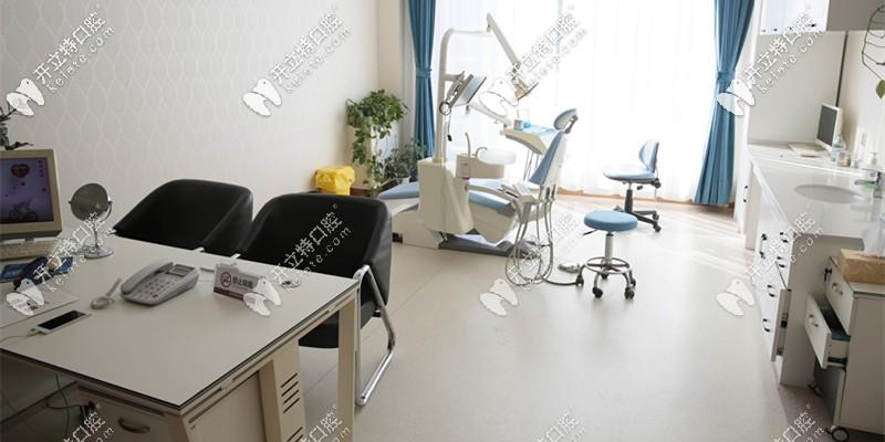 口腔科室就诊室